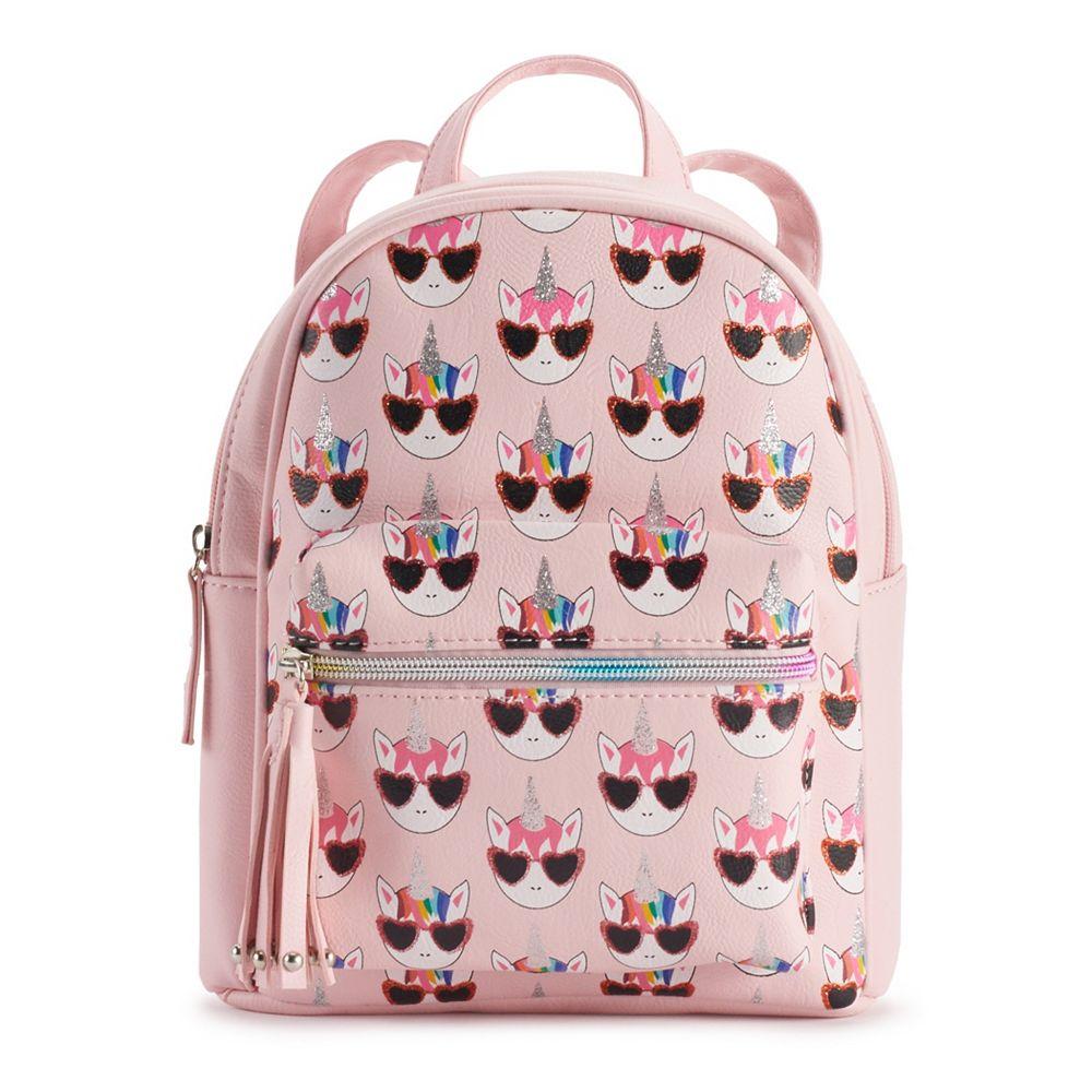 OMG Accessories Sunglasses Unicorn Mini Backpack