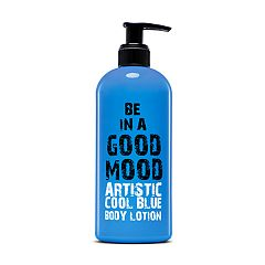 BE IN A GOOD MOOD Artistic Cool Blue Body Lotion