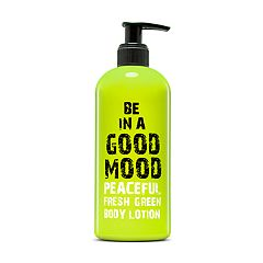 BE IN A GOOD MOOD Fresh Green Body Lotion