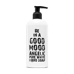 BE IN A GOOD MOOD Angelic Pure White Liquid Soap