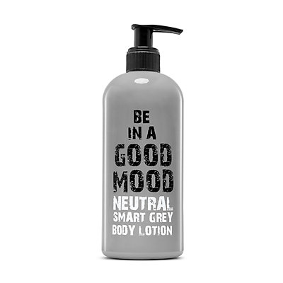 BE IN A GOOD MOOD Neutral Smart Grey Body Lotion