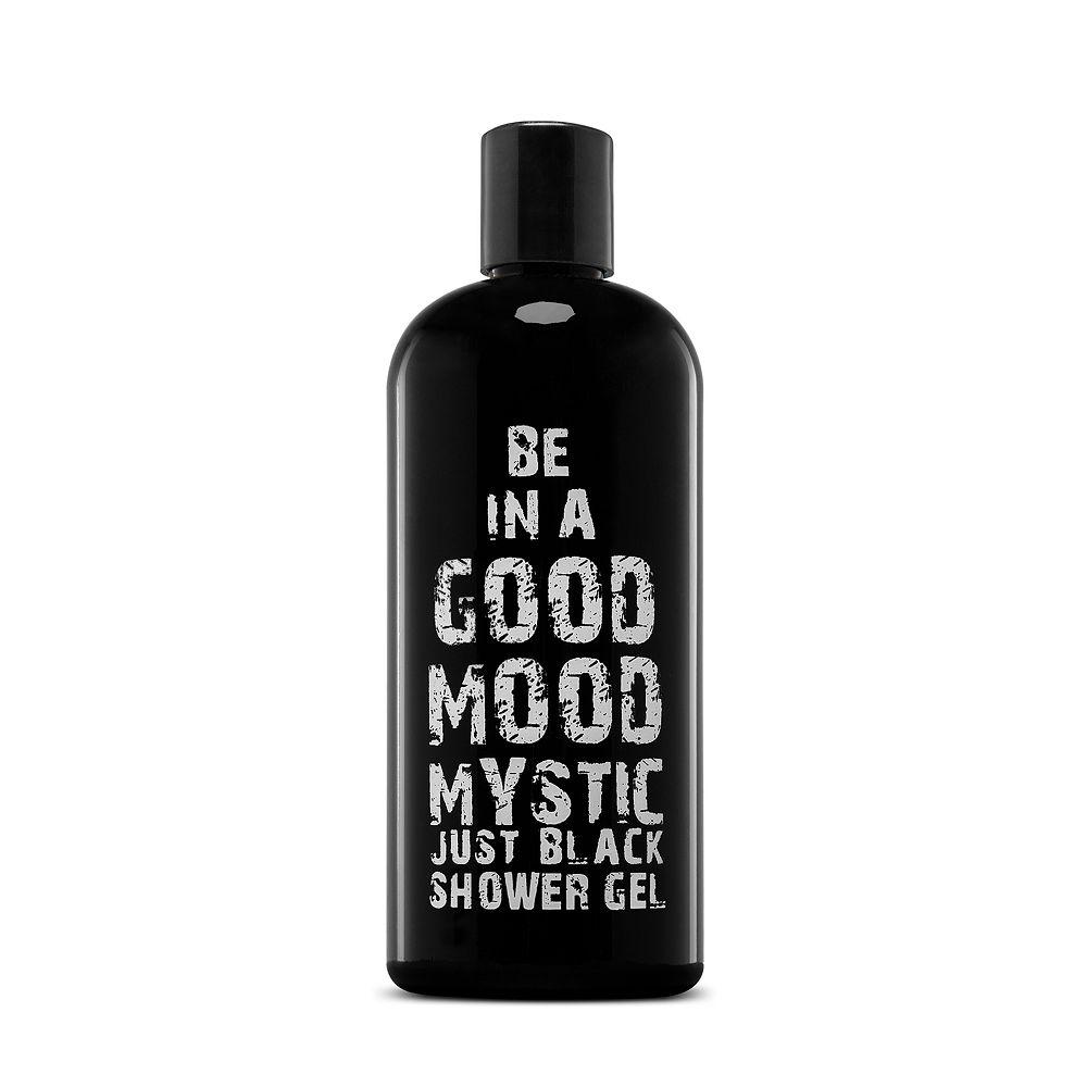 BE IN A GOOD MOOD Mystic Just Black Shower Gel