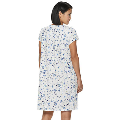 Women's Croft & Barrow® Short Sleeve Nightgown