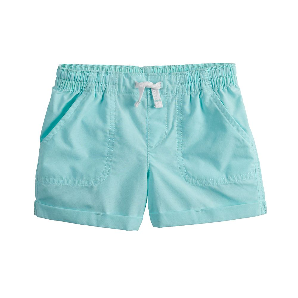 Girls 4-12 Jumping Beans® Roll-Cuff Shorts