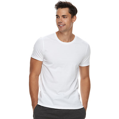Men's Apt. 9® Premier Flex Crewneck Sleep Tee