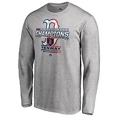 Men's Boston Red Sox 2018 American League Champions Locker Room Tee