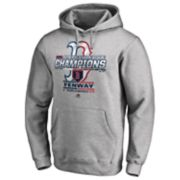 Men's Boston Red Sox 2018 American League Champions Locker Room Hoodie