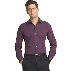 Men's Van Heusen Slim-Fit No-Iron Button-Down Shirt
