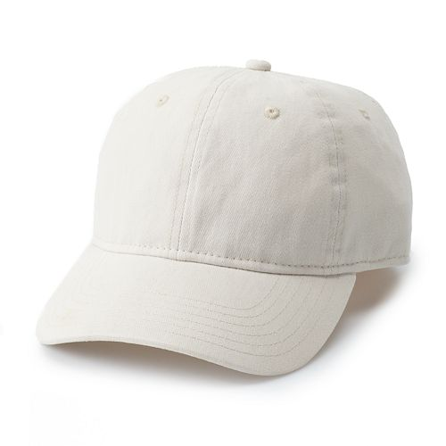 Men's Solid Cap