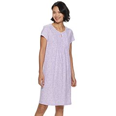 Petite Croft & Barrow® Pintuck Nightgown