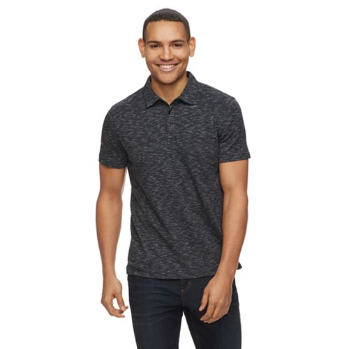 Men's Apt. 9® Regular-Fit Slubbed Polo