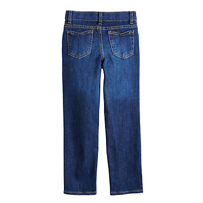 Boys 4-12 SONOMA Goods for Life? Distressed Ripped Straight Jeans