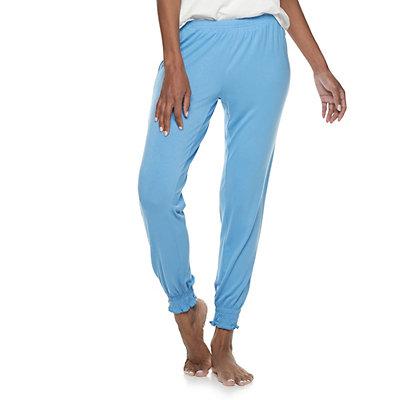 Women's SONOMA Goods for Life? Smocked-Hem Sleep Pants