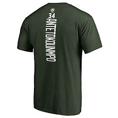 Men's Milwaukee Bucks Giannis Antetokounmpo Player Tee