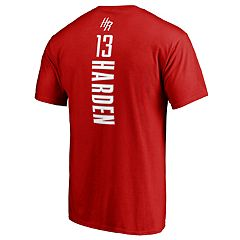 Men's Houston Rockets James Harden Player Tee