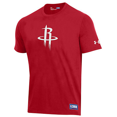 Men's Under Armour Houston Rockets Primary Logo Tee