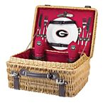 Picnic Time Georgia Bulldogs Champion Picnic Basket Set