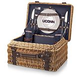 Picnic Time UConn Huskies Champion Picnic Basket Set
