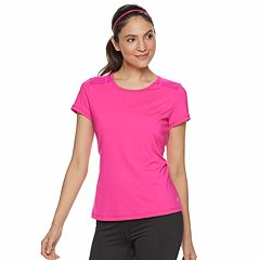 Women's FILA SPORT® Lattice Back Tee