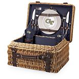 Picnic Time Georgia Tech Yellow Jackets Champion Picnic Basket Set