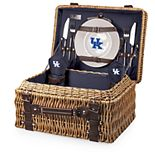 Picnic Time Kentucky Wildcats Champion Picnic Basket Set