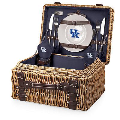 Picnic Time Kentucky Wildcats Champion Picnic Basket Set