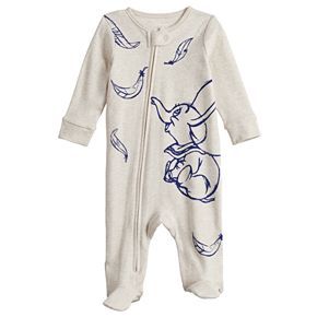 Disney's Dumbo Baby Striped Sleep & Play