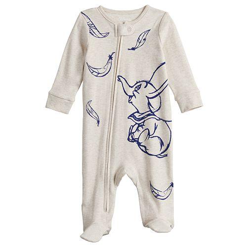 Disney's Dumbo Baby Striped Sleep & Play