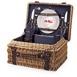 Picnic Time Ole Miss Rebels Champion Picnic Basket Set