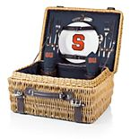 Picnic Time Syracuse Orange Champion Picnic Basket Set
