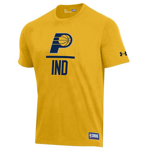 Men's Under Armour Indiana Pacers Lock Up Tee