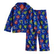 Boys 4-10 PJ Masks 2-Piece Pajama Set
