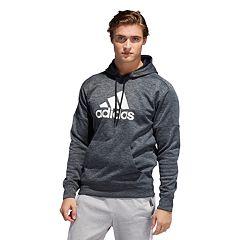 Big & Tall adidas Team Issue Performance Logo Hoodie