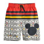 Disney's Mickey Mouse Boys 4-7 Swim Trunks