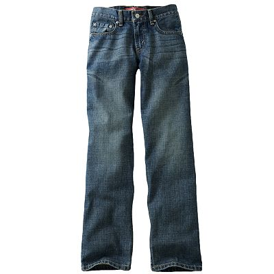 Levi's 569 Loose Straight-Leg Jeans - Boys' 8-20