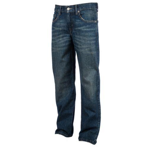 Levi's 569 Loose Straight-Leg Jeans - Boys' 8-20