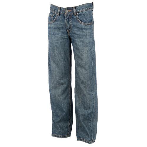 fde9e74f Levi's® 569™® Loose Straight-Leg Jeans - Boys' 8-20