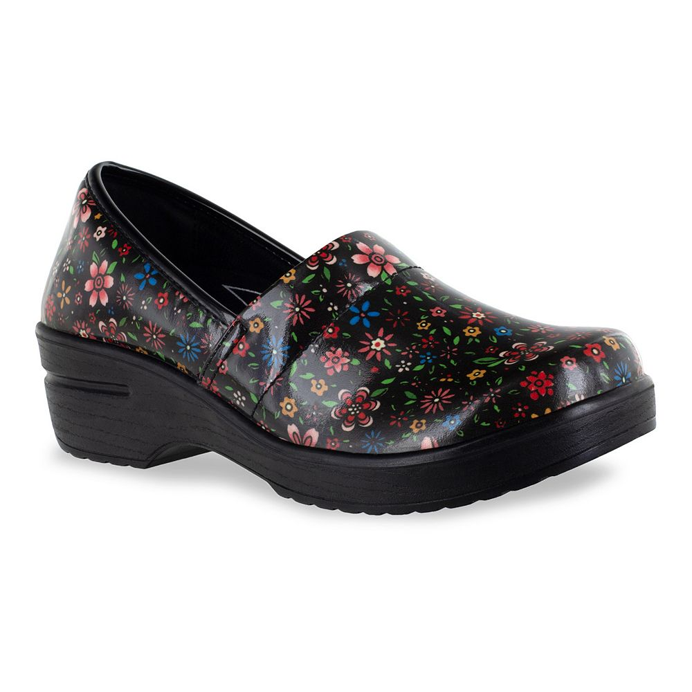 Easy Works by Easy Street Laurie Women's Work Clogs