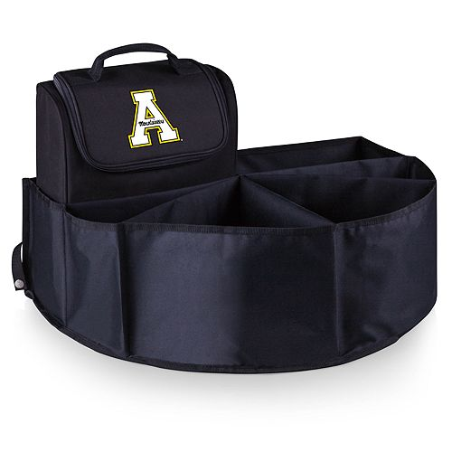 Picnic Time Appalachian State Mountaineers Trunk Boss Organizer with Cooler
