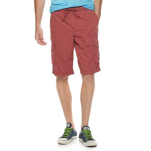 Men's Urban Pipeline® Pull-On Cargo Shorts