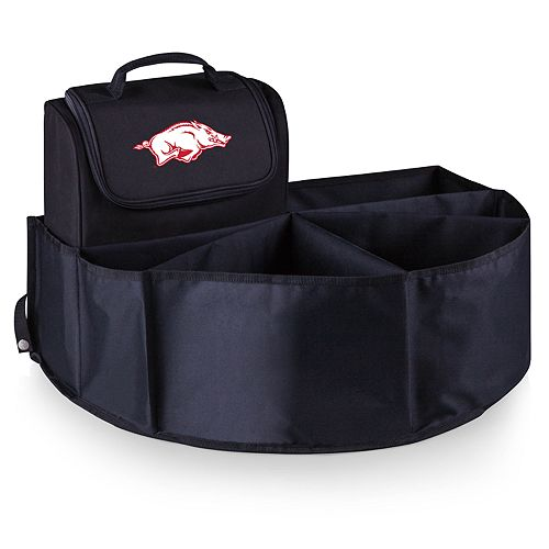 Picnic Time Arkansas Razorbacks Trunk Boss Organizer with Cooler