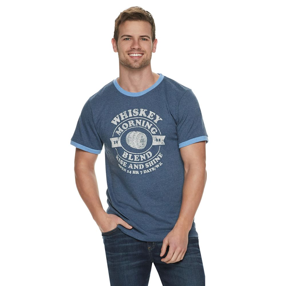 Men's SONOMA Goods for Life® Ringer Graphic Tee