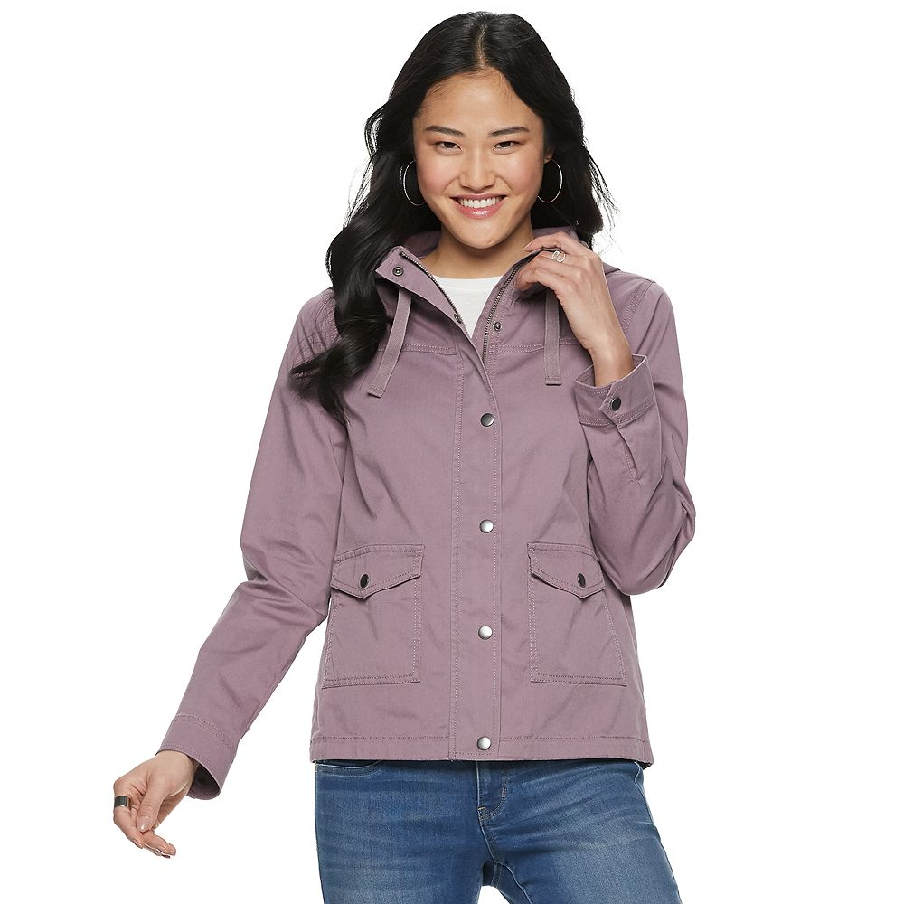 Juniors' SO® Field Jacket