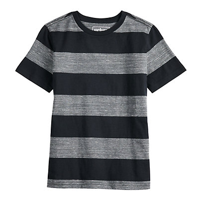 Boys 8-20 Urban Pipeline? Rugby-Striped Tee