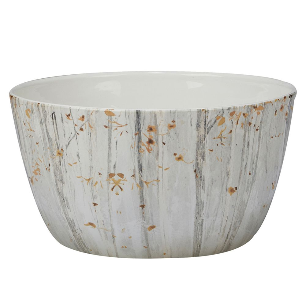 Certified International A Walk in the Woods Deep Bowl