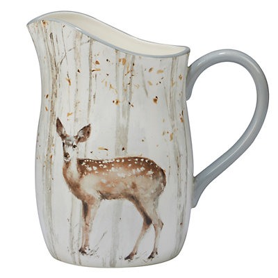 Certified International A Walk in the Woods 96-oz. Pitcher