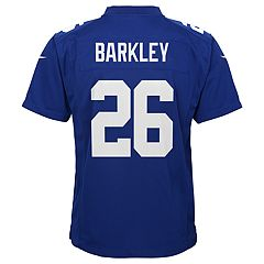 Boys 8-20 Nike New York Giants Saquon Barkley Game Jersey