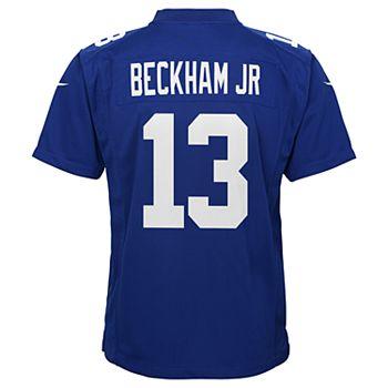 Boys 8-20 Nike New York Giants Odell Beckham Jr. Game Jersey