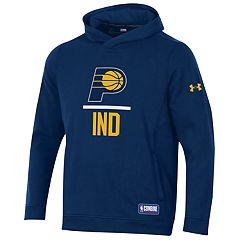 Men's Under Armour Indiana Pacers Lock Up Fleece Hoodie