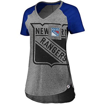 Women's New York Rangers Static Tee